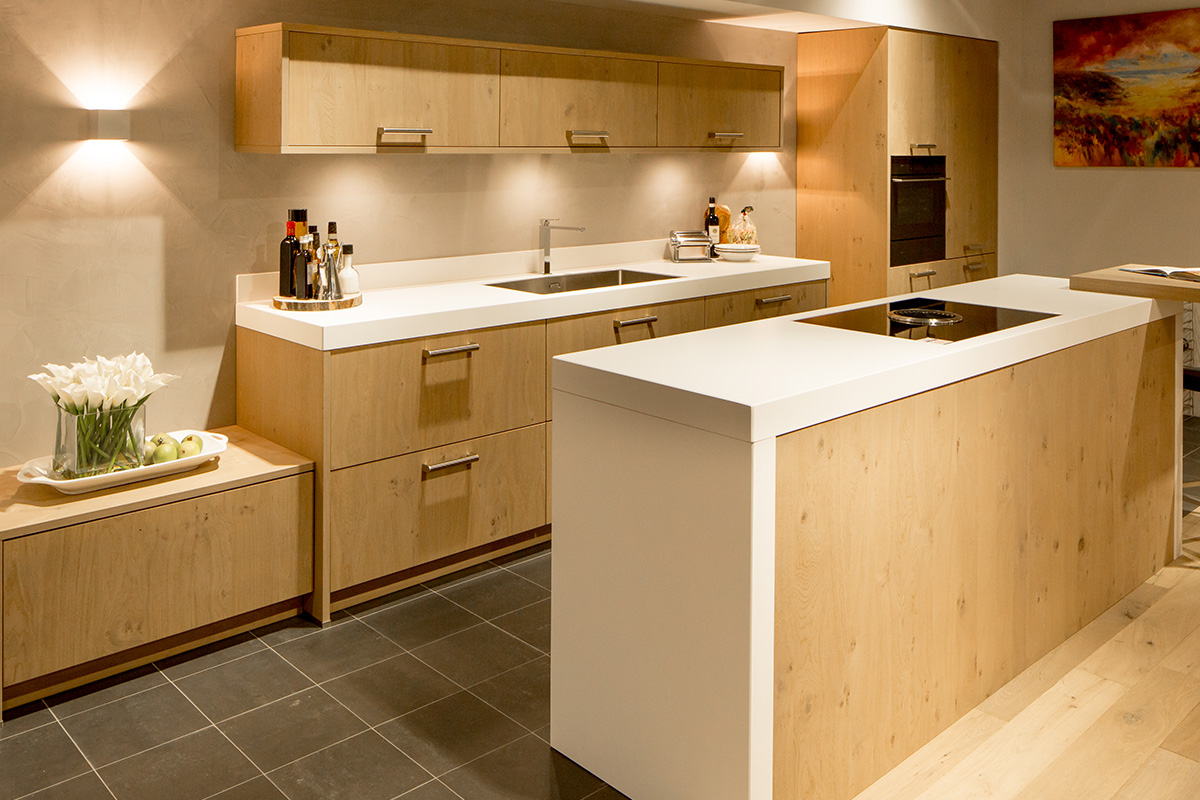 Ontdek showroom u eiland de wild keukens
